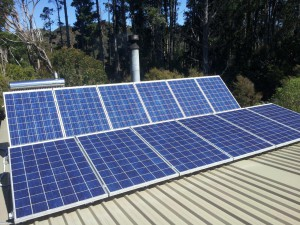 3kw Off Grid Connection at Awaroa, Golden Bay